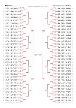男子シングルス 第101回全国高等学校テニス選手権大会