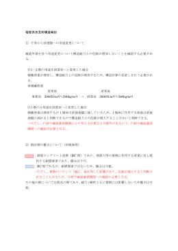 福智赤池支所構造検討 ① 庁舎から図書館への用途変更