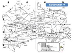 練馬の認可保育園マップ