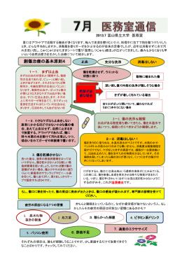 創傷治療の基本原則4 (H25・7月号)