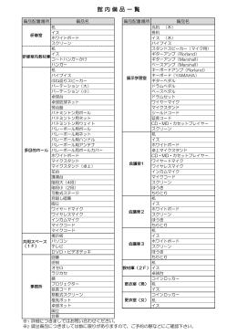 実習室以外の施設用(PDF 303KB)