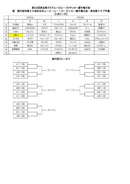 高円宮プレーオフ 兼 高円宮杯第25回全日本ユース(U-15)サッカー