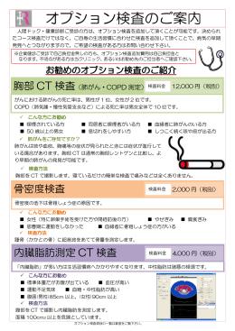 オプション検査一覧表(pdfファイル)