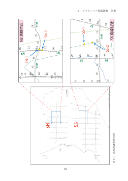 6.ピストンコア採泥調査 図表 91 図 6