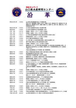 沿革 (PDF : 260KB)
