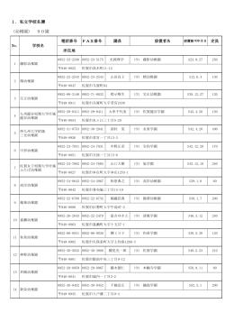 私立幼稚園(PDFファイル 290kbyte)