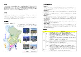はじめに 届出制度 届出対象地域 ゾーン別の景観形成の方針