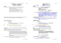 カテゴリー5 - JSAF外洋安全委員会