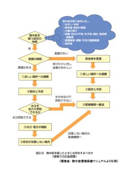 (環境省:熱中症環境保健マニュアルより引用)
