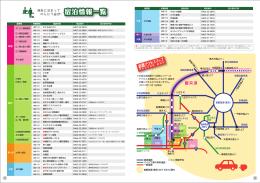 宿泊情報・道路アクセスマップ