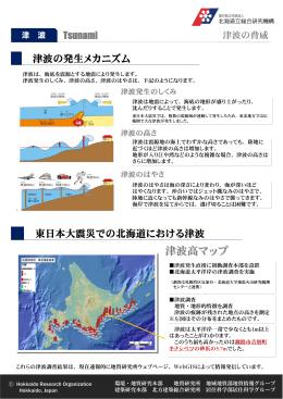津波の脅威