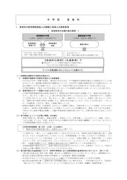 中学校 音楽 [PDFファイル/201KB]