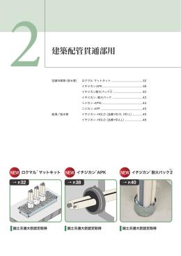 建築配管貫通部用 - 古河電気工業株式会社