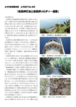 『佐田岬灯台と佐田岬メロディー道路』