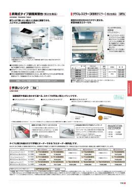 手洗いシンク グラスレスミラー【実習教示ミラー】(受注生産品) SRT型
