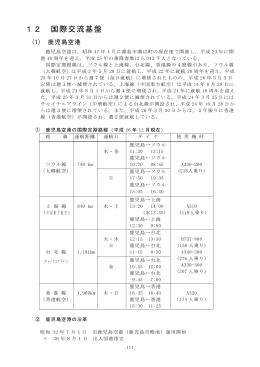 (1)鹿児島空港(PDF:97KB)
