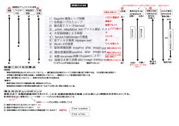 Page 1 検査における注意点 (検査前) ・ 単眼の固視状態をあらかじめ