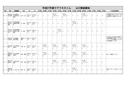 萩市医師会 - 山口県医師会