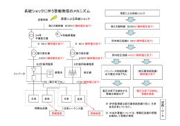 系統ショックに伴う警報発信のメカニズム [PDF47.2KB]