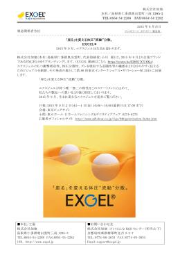 加地_EXGELリブランディングリリース150901