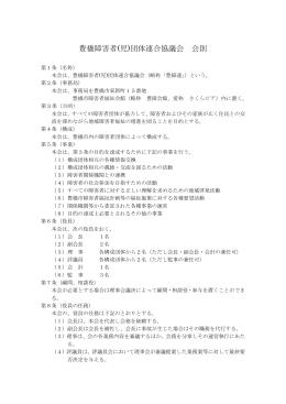 PDFファイル - 豊橋障害者(児)