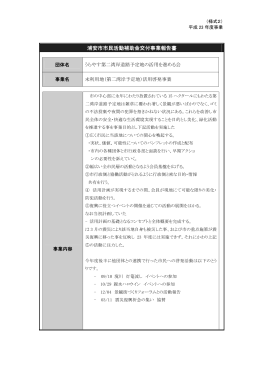 (未利用地(第二湾岸予定地)活用啓発事業)