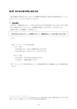 第2章「新庁舎の基本理念と基本方針」(PDF:869KB)