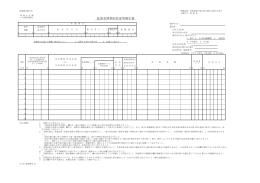 証券売買契約状況等報告書