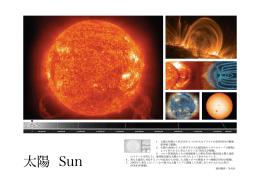 太陽と惑星(PDF, 約16MB)