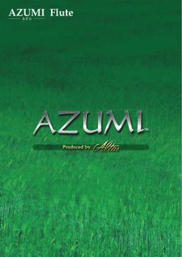 AZUMI Flute.indd