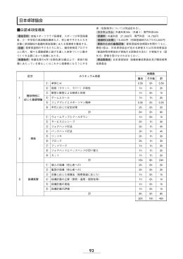 93 日本卓球協会