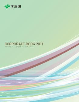CORPORATE BOOK 2011