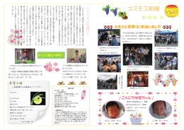 第39号 2011年 9月 (PDF 961KB)
