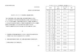本社 支社・支局 締切日 締切日 4月18日 ( 金 ) レギュラー 19日 ( 土
