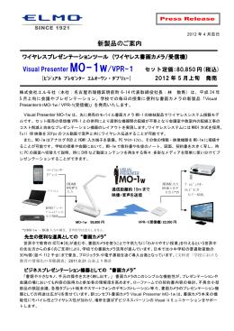 ワイヤレス書画カメラ/受信機