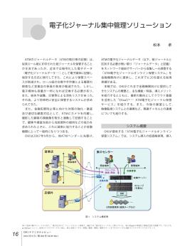 電子化ジャーナル集中管理ソリューション