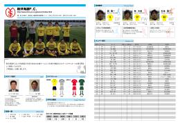 新洋海運F.C - 大阪サッカー協会/社会人