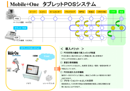Mobile+One導入事例