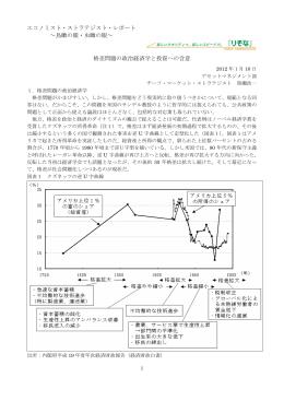 格差問題の政治経済学と投資への含意