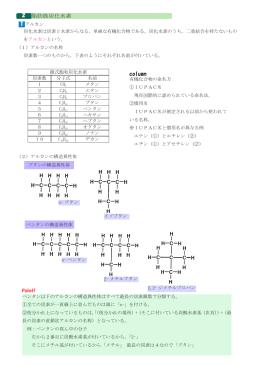 有機化学テキスト(サンプル)