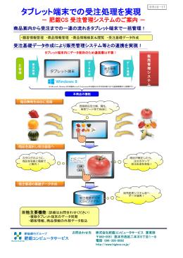 受注管理システム - 肥銀コンピュータサービス