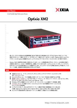 Optixia XM2