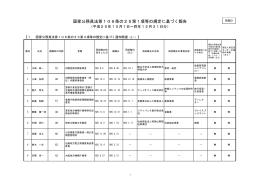 別紙3 - 総務省