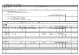 五郎丸・高雄地区における浸水対策の推進