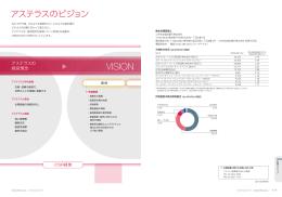 アステラスのビジョン (pdf 779KB)