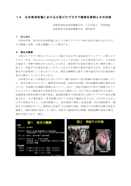 14 公共育成牧場における小型ピロプラズマ病発生事例とその対策