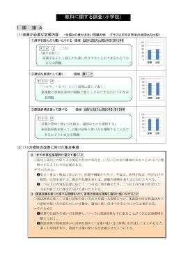 各教科に関する調査分析(小学校)(PDF:351KB)