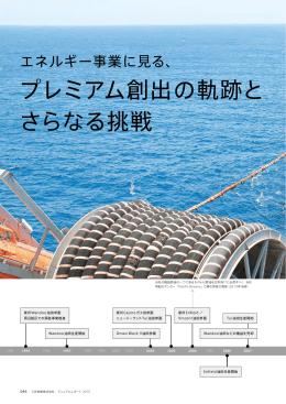 三井物産株式会社 アニュアルレポート2015