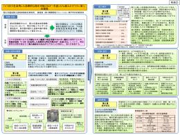 別添2 バイオガス回収・精製技術概要版(H23B