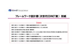フレームワーク設計書(次世代EDINET案) 別紙